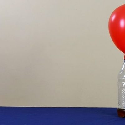 Balloon Blow-up Science Experiment