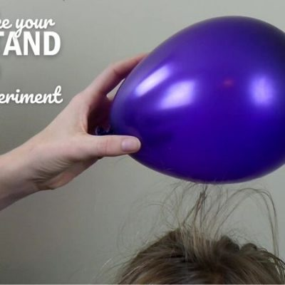 How to Make Your Hair Stand on End