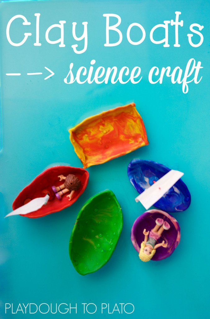 Clay Boat Science