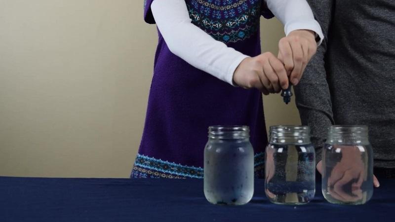Water Temperature Experiment